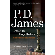 Death in Holy Orders (BOK)