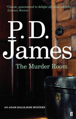 The Murder Room (BOK)