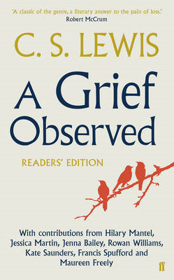 Grief Observed Readers' Edition (BOK)