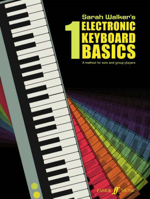 Electronic Keyboard Basics: Bk. 1 (BOK)
