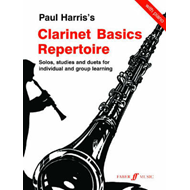 Clarinet Basics Repertoire: (Clarinet/Piano) (BOK)