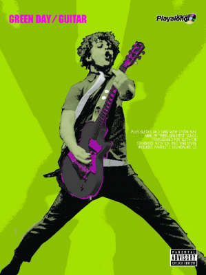 """Green Day"" Authentic Guitar Playalong (BOK)"