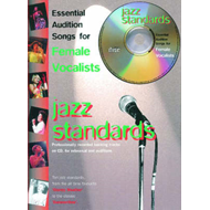 Jazz Standards: (Piano/Vocal/Guitar) (BOK)