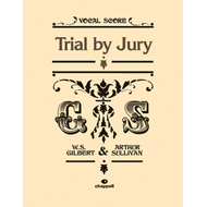 Trial By Jury (Vocal Score) (BOK)