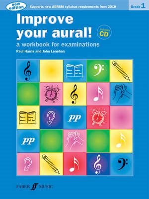 Improve Your Aural Grade 1: A Workbook For Aural Examinations (BOK)