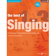 The Best Of Singing Grades 1-3 (Low Voice) (BOK)
