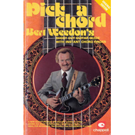 Bert Wedon's Pick a Chord: Short Cut Guitar Guide with Instant Chord Finder (BOK)
