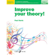 Improve your theory! Grade 2 (BOK)
