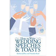 How to Write Wedding Speeches and Toasts (BOK)