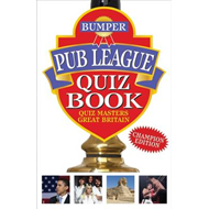 Bumper Pub League Quiz Book (BOK)