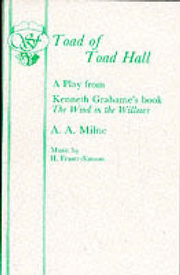 Toad of Toad Hall (BOK)