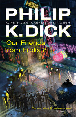 Our Friends From Frolix 8 (BOK)