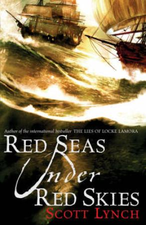 Red Seas Under Red Skies (BOK)