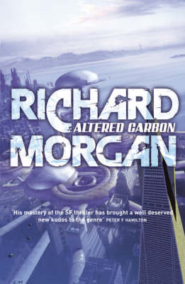 Altered Carbon (BOK)