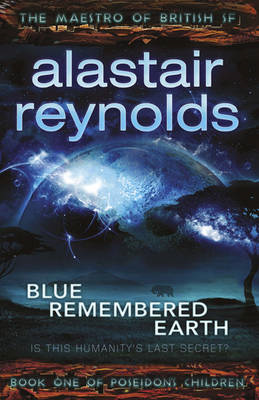 Blue Remembered Earth (BOK)