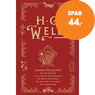 Produktbilde for HG Wells Classic Collection (BOK)