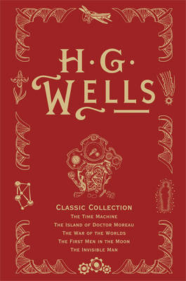 HG Wells Classic Collection (BOK)