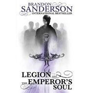 Legion and The Emperor's Soul (BOK)