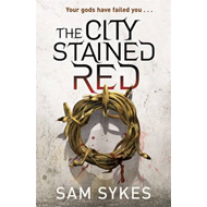 City Stained Red (BOK)