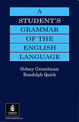 Student's Grammar of the English Language (BOK)