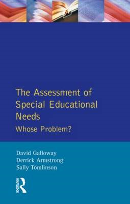 The Assessment of Special Educational Needs: Whose Problem? (BOK)