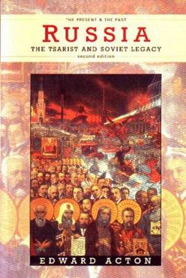 Russia: The Tsarist and Soviet Legacy (BOK)