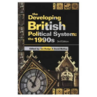 The Developing British Political System: The 1990's (BOK)