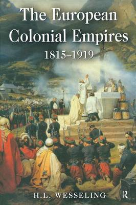 The European Colonial Empires: 1815-1919 (BOK)