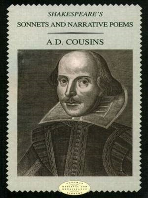 Shakespeare: The Sonnets and Narrative Poems (BOK)