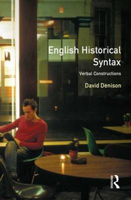 English Historical Syntax: Verbal Constructions (BOK)