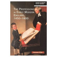 Professions in Early Modern England, 1450-1800 (BOK)
