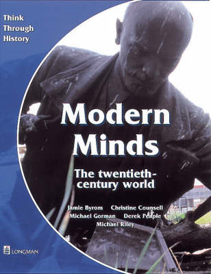 Modern Minds the twentieth-century world Pupil's Book (BOK)