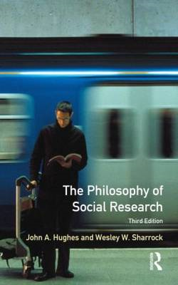 Philosophy of Social Research (BOK)
