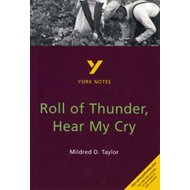 Roll of Thunder, Hear My Cry: York Notes for GCSE (BOK)