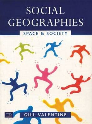 Social Geographies: Space and Society (BOK)