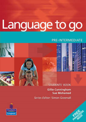 Language to Go Pre-Intermediate Students Book (BOK)