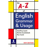 A-Z of English Grammar & Usage New Edition (BOK)