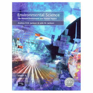 Environmental Science: The Natural Environment and Human Impact (BOK)