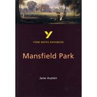 "York Notes on Jane Austen's ""Mansfield Park"" (BOK)"