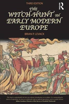 Witch-hunt in Early Modern Europe (BOK)