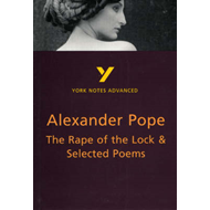 "The ""Rape of the Lock"" and Selected Poems (BOK)"