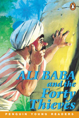 Ali Baba & the 40 Thieves: Level 3 (BOK)