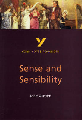 Sense and Sensibility: York Notes Advanced (BOK)