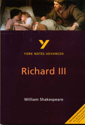 Richard III: York Notes Advanced (BOK)