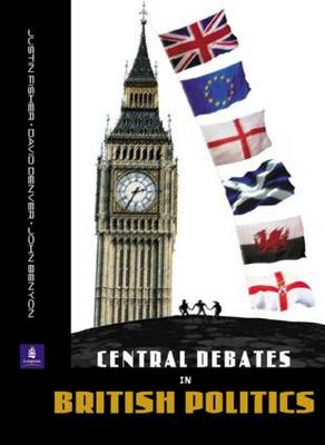 Central Debates in British Politics (BOK)