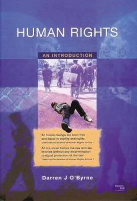 Human Rights: An Introduction (BOK)