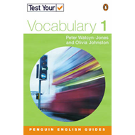 Test Your Vocabulary: 1 (BOK)