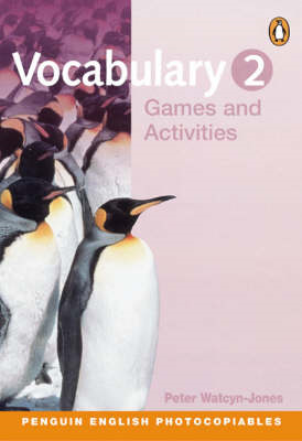 Vocabulary Games and Activities: 2 (BOK)