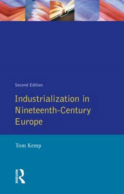 Industrialization in Nineteenth-Century Europe (BOK)
