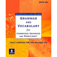 Grammar & Vocabulary CAE & CPE Workbook With Key New Edition (BOK)